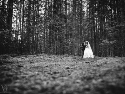 Quarry Lake Wedding Photos Located in Canmore