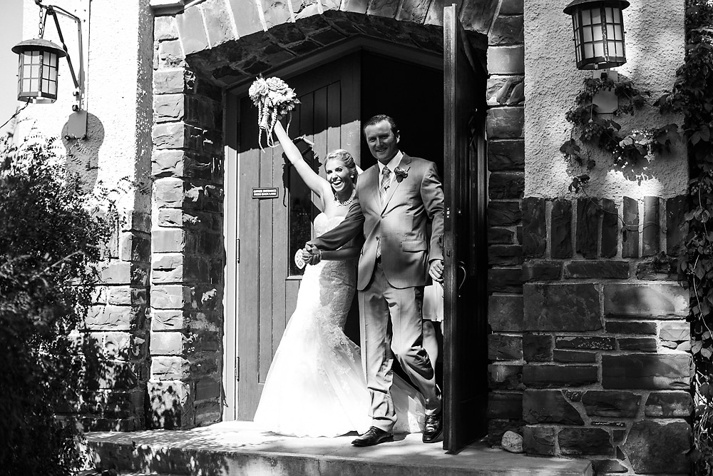 Married in Banff