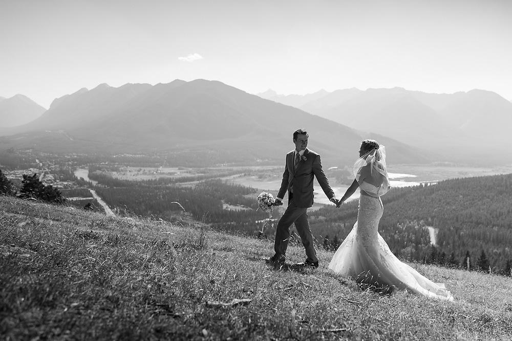 Walking in the Canadian Rockies Banff