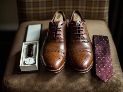 A Groom's Guide To Planning A Wedding + Getting Ready