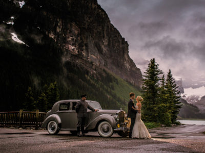Lake Louise Wedding Destination Location & Photography