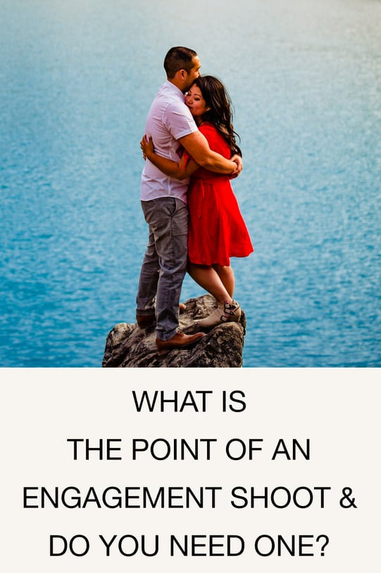 What Is The Point Of An Engagement Shoot & Do You Need One