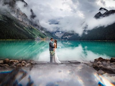 Kayla & Darren | Chateau Lake Louise<BR>The Canadian Rockies