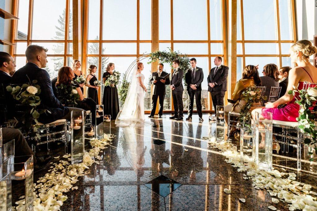 19 Best Wedding Venues in Calgary | Geoff Wilkings Photography